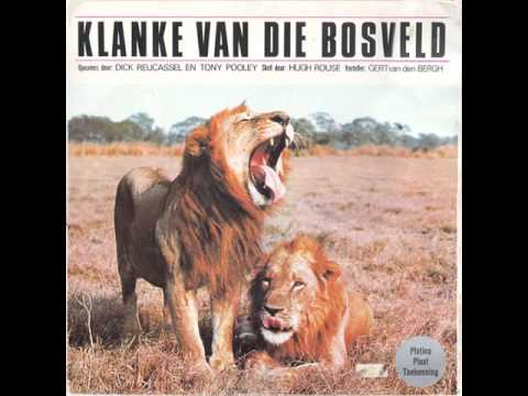Gert van den Bergh - Klanke Van Die Bosveld