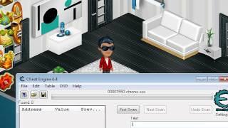 Меняем имя в Аватарии с помощью чита Cheat Engine 6.4
