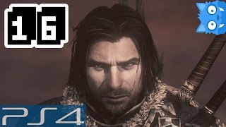 Middle Earth Shadow of Mordor - Part 16 Walkthrough Gameplay No Commentary