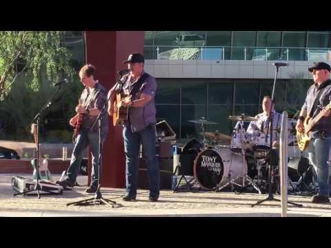 Tony Marques Band ~ It's Five O'Clock Somewhere