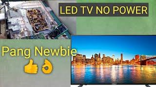 No Power Lcd Tv Paanu Ayosin? (Pang Newbie lang)