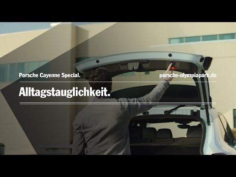 Porsche Cayenne - Alltagstauglichkeit