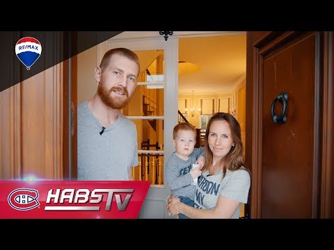 CHez Jeff: A tour of Jeff Petry's house (Habs Cribs)