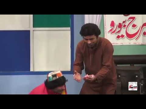 Punjabi drama double meaning dialog - very funny video p7