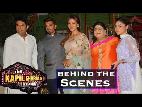 UNCUT: Behind The Scenes | The Kapil Sharma Show | Bipasha Basu | Karan Singh Grover