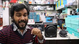 F amp D A110 - 2 1 Speaker 3500W Unboxing Sound Test Review