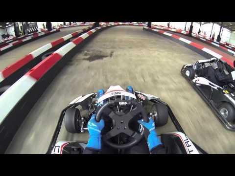 Capital Karts Indoor Karting Race 1