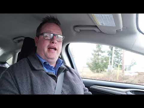 Ford Fusion Review Ride & Drive