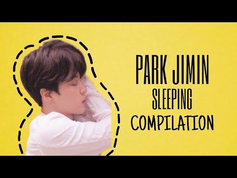 BTS Jimin Sleeping Compilation
