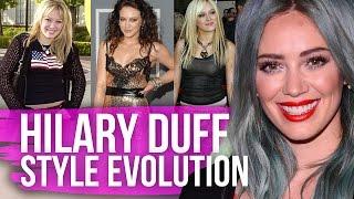 Hilary Duff MASSIVE Style Transformation (Dirty Laundry)