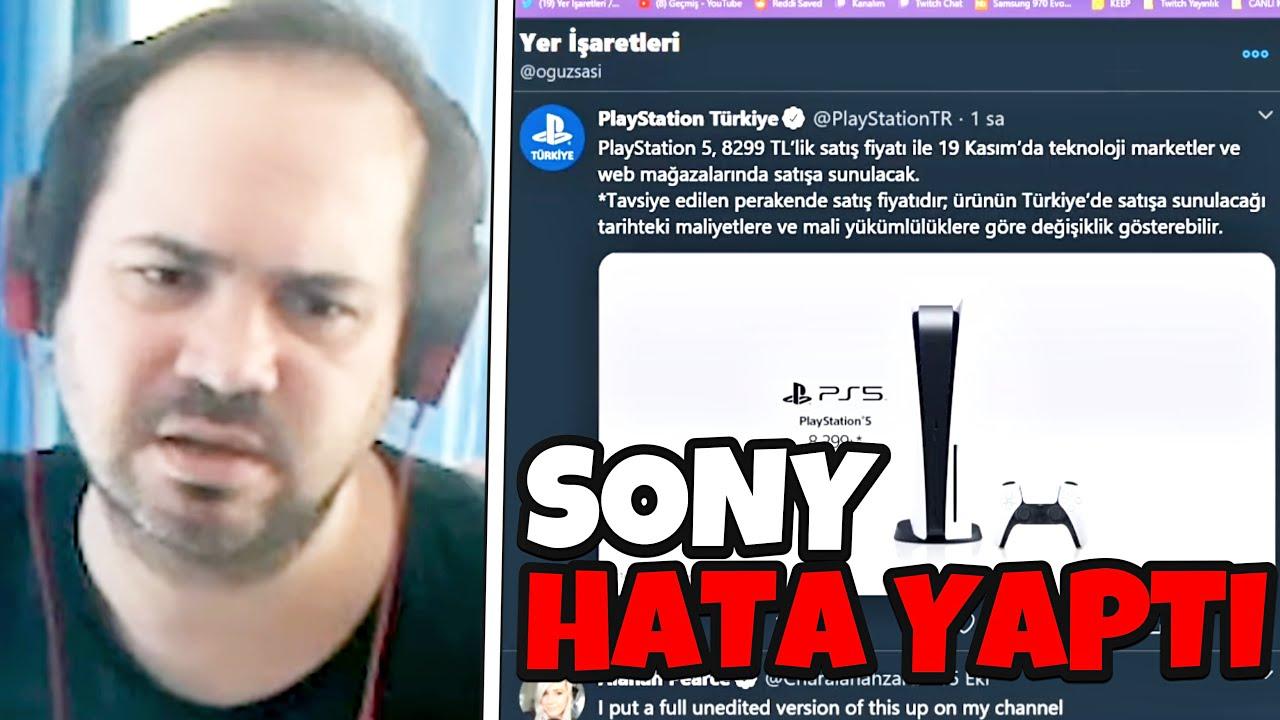 PlayStation 5 8300 TL Mi Olacak?🤔 Oğuz Sasi