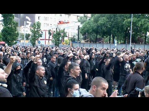 В Будапеште в условиях карантина прошли антицыганские акции…