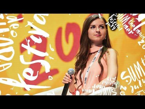 На модель Алену Кравец написала заявление в полицию ее