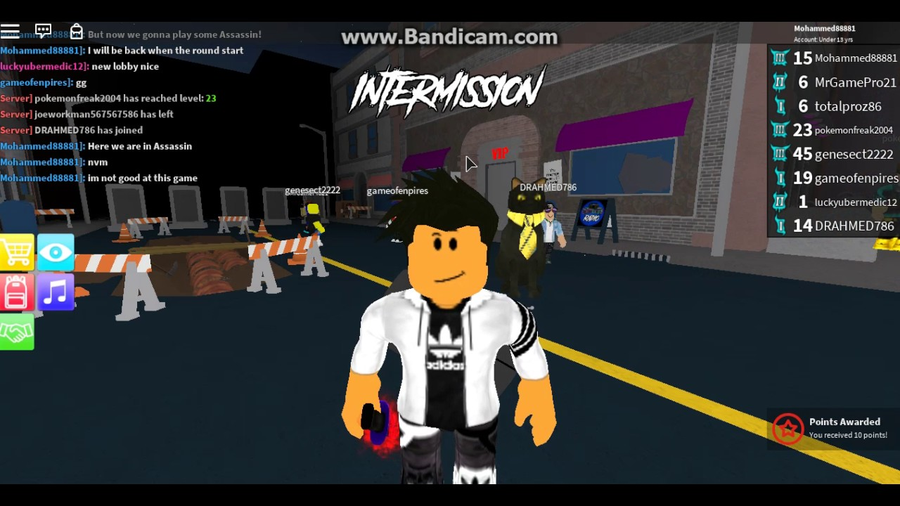 Roblox Assassin Songs I Got Radio How To Use Radio In Assassin Youtube