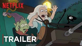 disenchantment 1 hour
