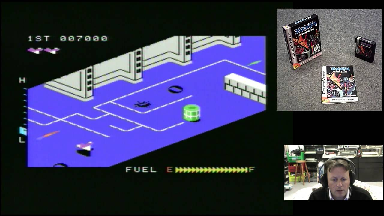 Colecovision Super Game Module Review 6th June 2013