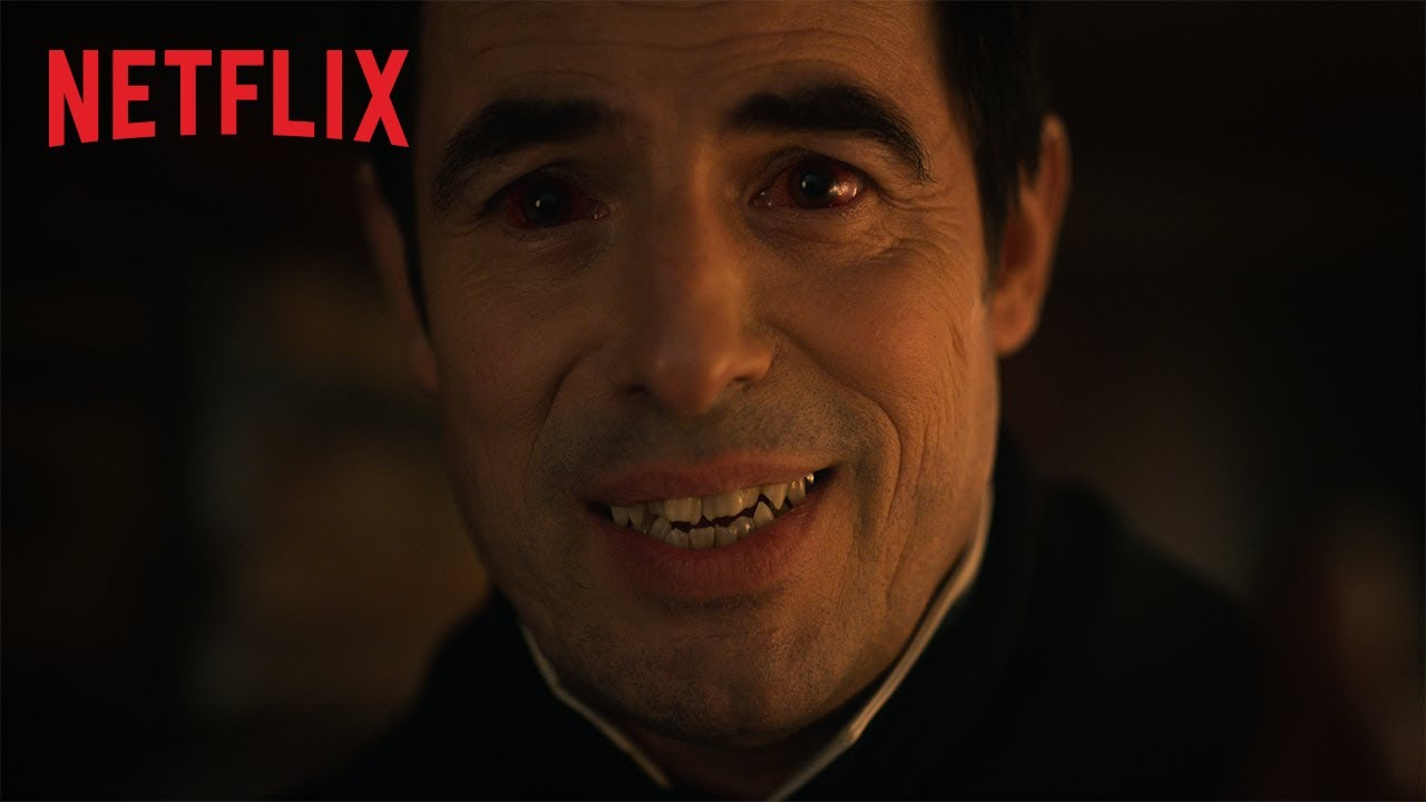 Image result for netflix dracula