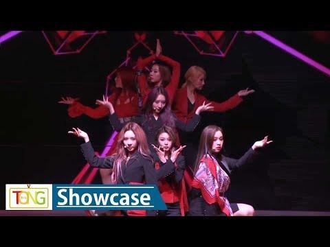 DREAMCATCHER(드림캐쳐) 'PIRI'(피리) Showcase Stage (The End of Nightmare) [통통TV]