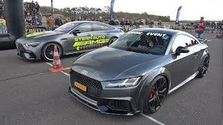 Audi TT RS 2012 - Racing Car Version Videos