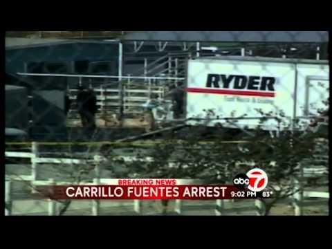 COMPLETE COVERAGE: Juarez cartel leader arrested
