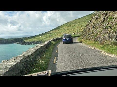 The Dramatic and Beautiful Slea Head Drive