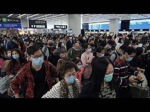 منظمة الصحة العالمية تتمهل في اعتبار فيروس كورونا -حالة طوارئ صحية على نطاق دولي-…  - 00:58-2020 / 1 / 24