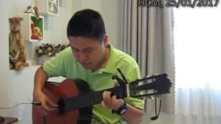 Có vấn đề (guitar cover) - Cao Bá Hưng
