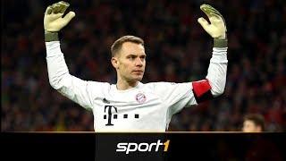 Manuel Neuer offen für Wechsel ins Ausland | SPORT1 - DER TAG