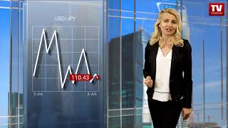 InstaForex tv news: New trading week kicks off with USD sell-off   (09.07.2018)