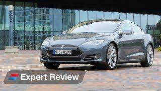 2014 Tesla Model S expert car review