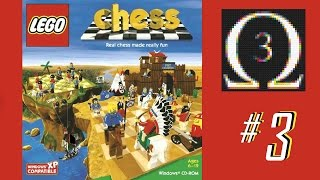 Lego Chess Episode 3 - Too Many Moves?