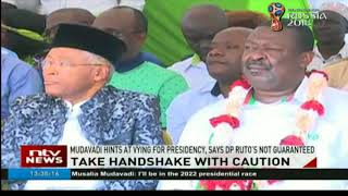 Mudavadi urges opposition MPs to take caution with 'handshake' and continue playing oversight role