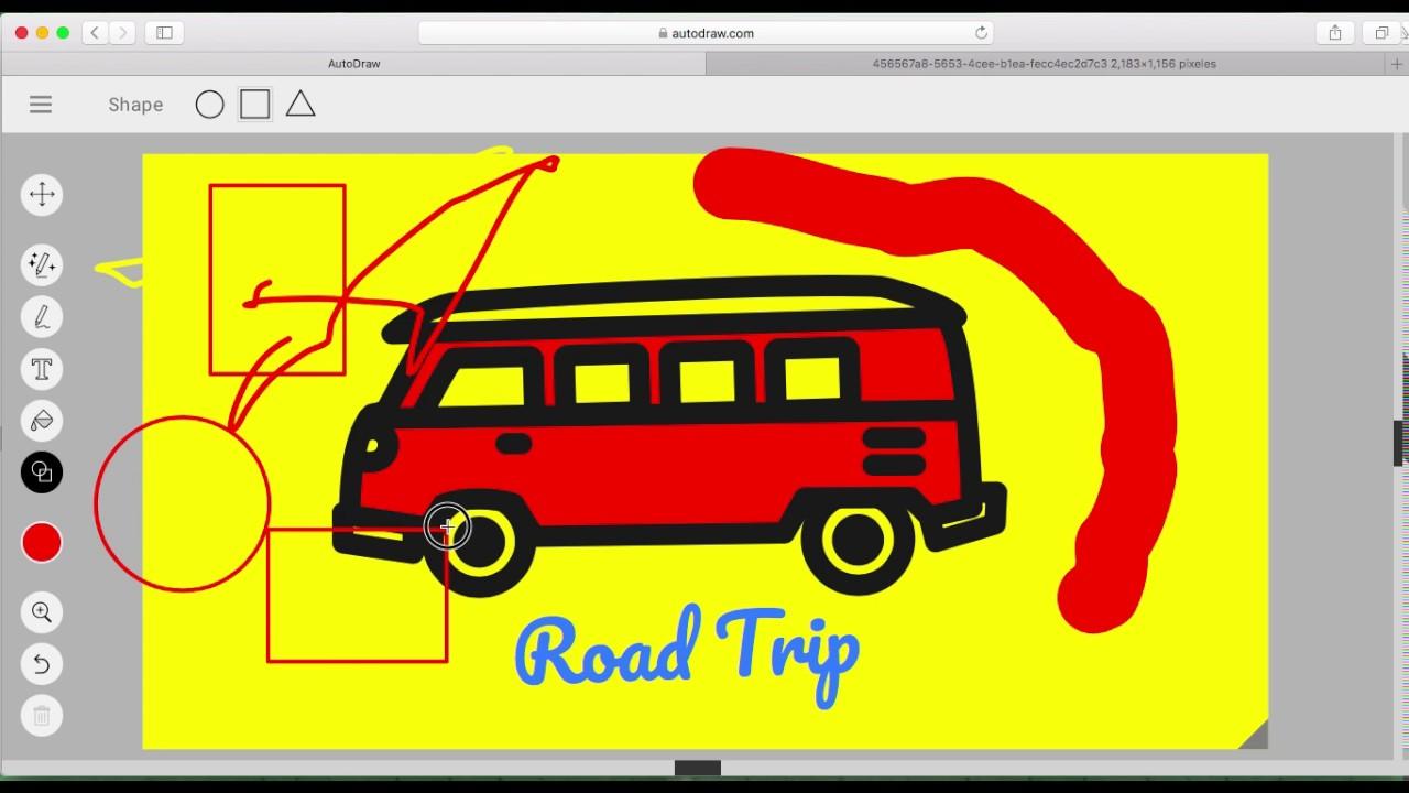 Como usar Autodraw la nueva herramienta de diseño gráfico de Google