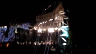Gran accidente Vendimia de Capital Mendoza