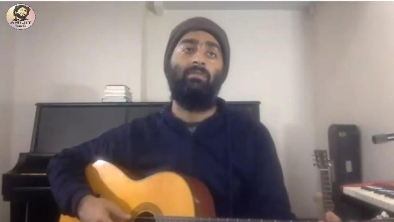 Download Arijit Singh | Live | Lamha | Pagglait Movie | Full Video | 2021 | HD