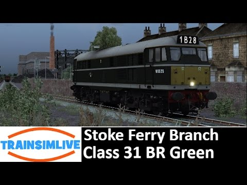 Let's Play Train Simulator 2016 - Stoke Ferry Branch, Class 31