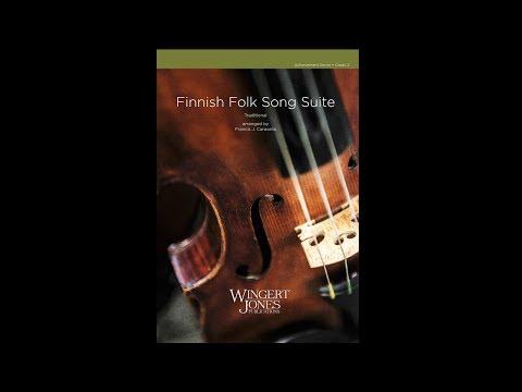 Finnish Folk Song Suite - Francis J. Caravella - 3035691