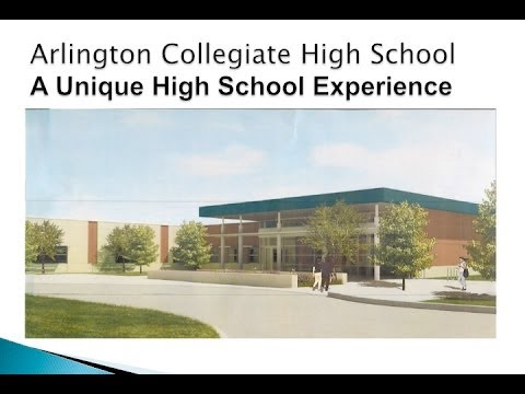 Arlington Collegiate High School Parent Information