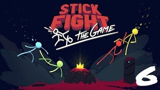 THE SPLITS | STICK FIGHT THE GAME #6