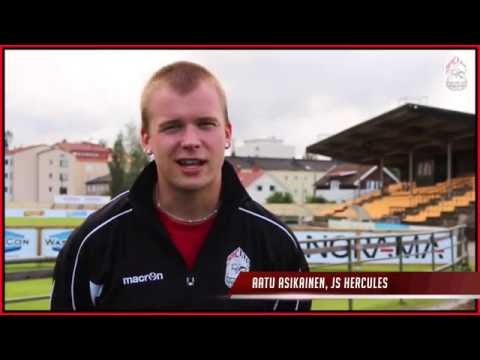 GBK 0 – 0 JS Hercules: Aatu Asikainen Exclusive Reaction