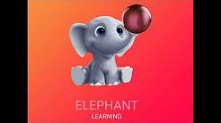 Elephant Learning   Math App for Kids