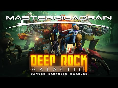 The Deep Rock Galactic company wants more minerals | Deep Rock Galactic | MasterGigadrain