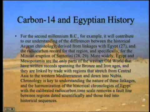 carbon dating ca history