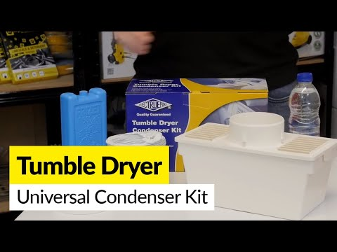 Vented Tumble Dryer Universal Condenser Kit