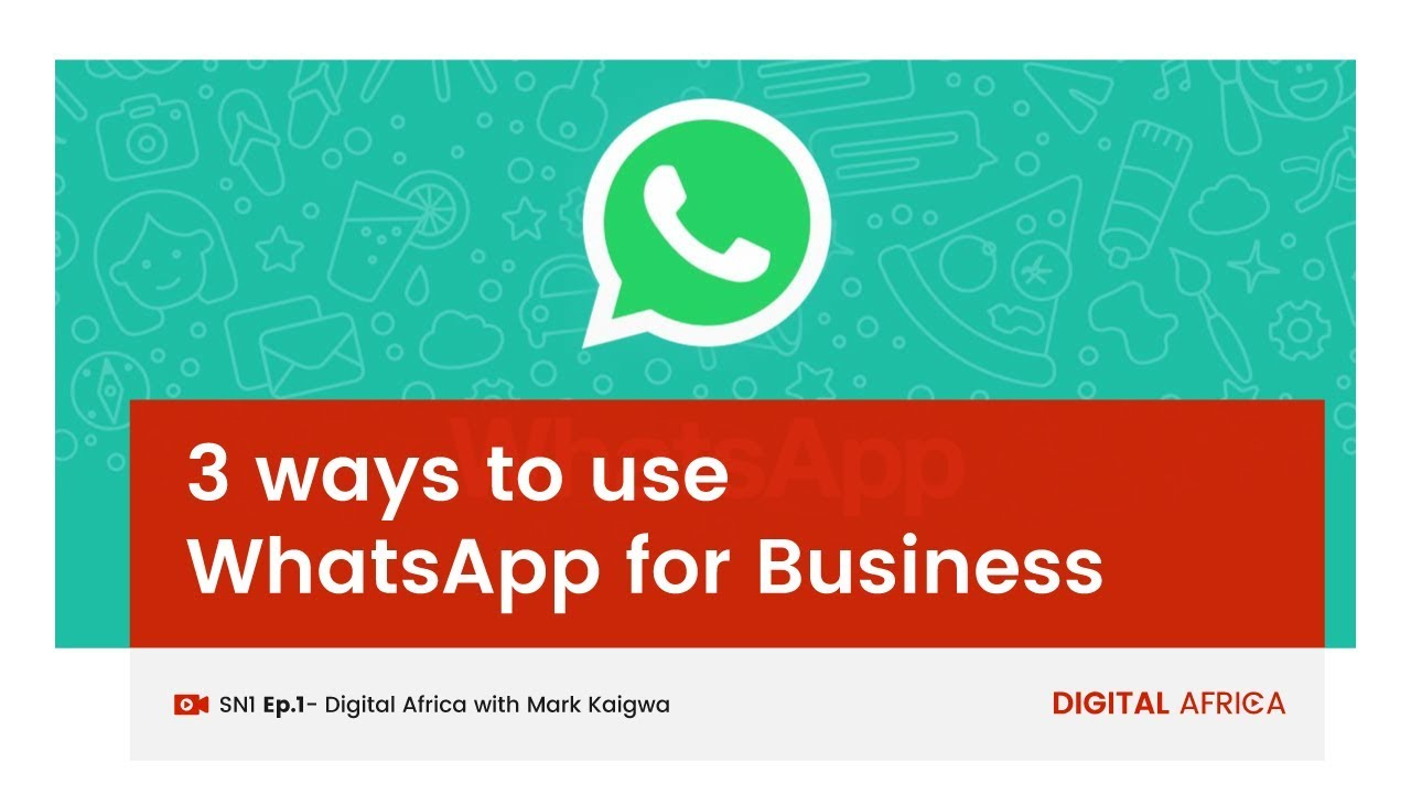 3 Ways to Use WhatsApp for Business: Save Contacts, Broadcast Lists & Status