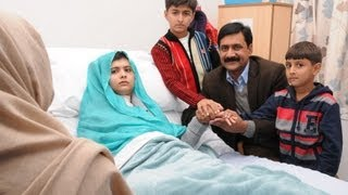 Malala Yousafzai to recover and return home for final exams
