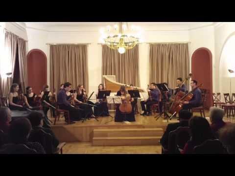 C.Ph.E. Bach: Cello concerto in a minor - Ditta Rohmann - Anima Musicae