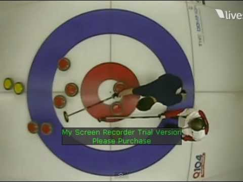 2013 Brier Champion Brad Jacobs scores an 8-Ender in 2012 Northern Ontario Playdowns Semi-Final