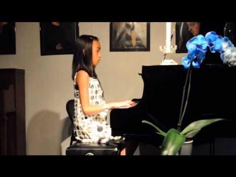 Piano Recital Academy of Music & Arts