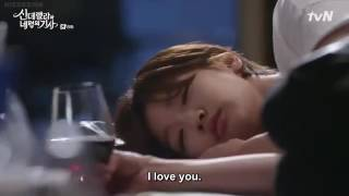 Video Cinderella and the Four Knights 'KISSING DRUNK SCENE' CUT download MP3, 3GP, MP4, WEBM, AVI, FLV Maret 2018